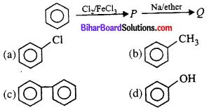 Bihar Board 12th Chemistry Objective Answers Chapter 10 Haloalkanes and Haloarenes 13