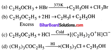 Bihar Board 12th Chemistry Objective Answers Chapter 11 Alcohols, Phenols and Ethers 9