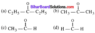 Bihar Board 12th Chemistry Objective Answers Chapter 12 Aldehydes, Ketones and Carboxylic Acids 2