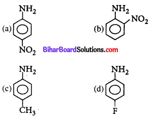Bihar Board 12th Chemistry Objective Answers Chapter 13 Amines 4