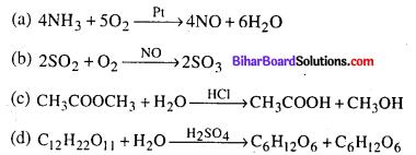 Bihar Board 12th Chemistry Objective Answers Chapter 5 पृष्ठ रसायन 1
