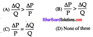 Bihar Board 12th Economics Objective Answers Chapter 2 Theory of Consumer Behaviour - 4
