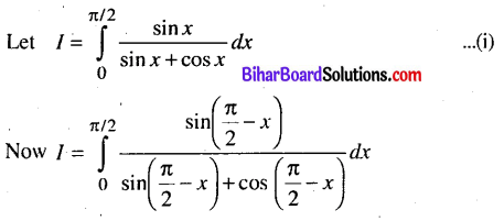 Bihar Board 12th Maths Model Question Paper 1 in English Medium - 16