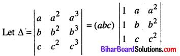 Bihar Board 12th Maths Model Question Paper 1 in English Medium - 27