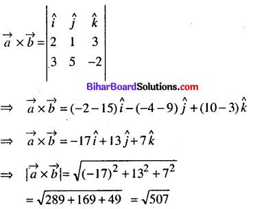 Bihar Board 12th Maths Model Question Paper 3 in English Medium - 20