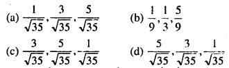 Bihar Board 12th Maths Model Question Paper 3 in Hindi MCQ Q42