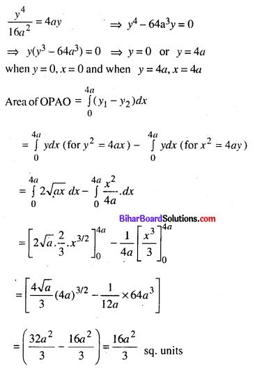Bihar Board 12th Maths Model Question Paper 4 in English Medium - 39