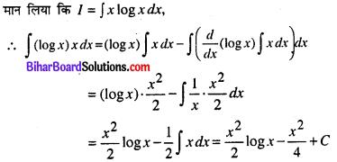 Bihar Board 12th Maths Model Question Paper 5 in Hindi SAQ Q11