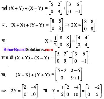 Bihar Board 12th Maths Model Question Paper 5 in Hindi SAQ Q4.1