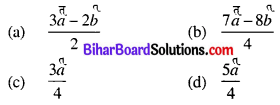 Bihar Board 12th Maths Objective Answers Chapter 10 Vector Algebra Q68