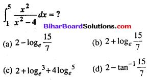 Bihar Board 12th Maths Objective Answers Chapter 7 समाकलन Q66
