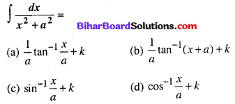Bihar Board 12th Maths Objective Answers Chapter 7 समाकलन Q69