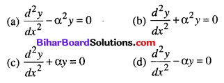 Bihar Board 12th Maths Objective Answers Chapter 9 Differential Equations Q68