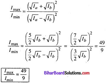 Bihar Board 12th Physics Model Question Paper 2 in English Medium 12