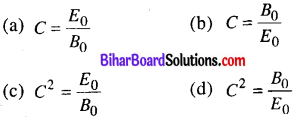 Bihar Board 12th Physics Model Question Paper 2 in English Medium 5