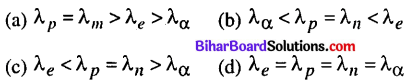 Bihar Board 12th Physics Objective Answers Chapter 11 Dual Nature of Radiation and Matter - 18