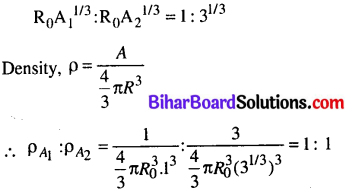 Bihar Board 12th Physics Objective Answers Chapter 13 Nuclei in english medium 5