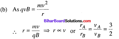 Bihar Board 12th Physics Objective Answers Chapter 4 Moving Charges and Magnetism - 10