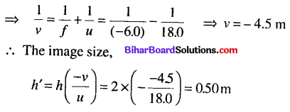 Bihar Board 12th Physics Objective Answers Chapter 9 Ray Optics and Optical Instruments - 11