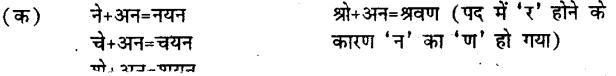 Bihar Board Class 12th Hindi व्याकरण संधि 6