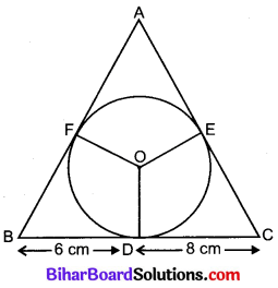 Bihar Board Class 10 Maths Solutions Chapter 10 वृत्त Ex 10.2 Q12.1