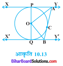 Bihar Board Class 10 Maths Solutions Chapter 10 वृत्त Ex 10.2 Q9