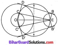 Bihar Board Class 10 Maths Solutions Chapter 11 रचनाएँ Additional Questions LAQ 5