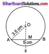 Bihar Board Class 10 Maths Solutions Chapter 11 रचनाएँ Additional Questions VSAQ 2