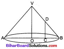 Bihar Board Class 10 Maths Solutions Chapter 13 पृष्ठीय क्षेत्रफल एवं आयतन Additional Questions SAQ 6