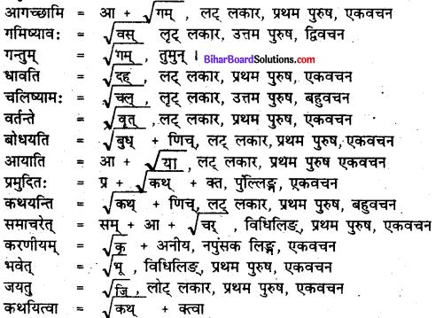 Bihar Board Class 7 Sanskrit Solutions Chapter 4 स्वतन्त्रता-दिवस 2