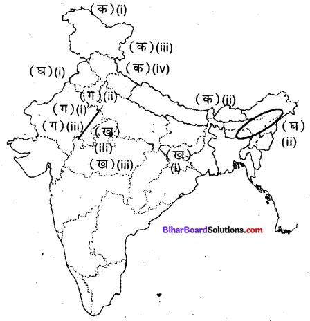 Bihar Board Class 9 Geography Solutions Chapter 2 भौतिक स्वरूप संरचना एवं उच्चावच - 7