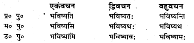 Bihar Board Class 7 Sanskrit व्याकरण धातु-रूपाणि 8