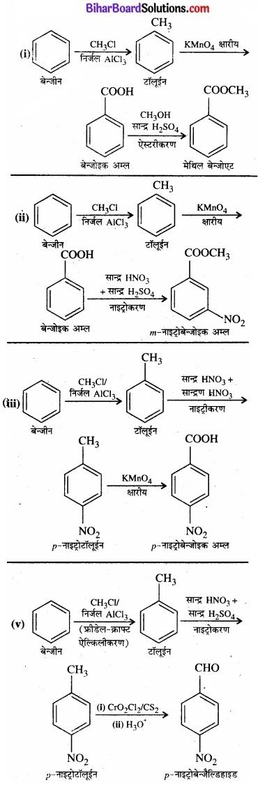 BIhar Board Class 12 Chemistry Chapter 12 ऐल्डिहाइड, कीटोन एवं कार्बोक्सिलिक अम्ल img-45