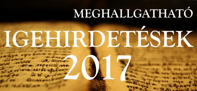 Igehirdetesek-2017