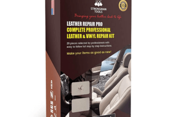 Best Car Leather Restoration Kit