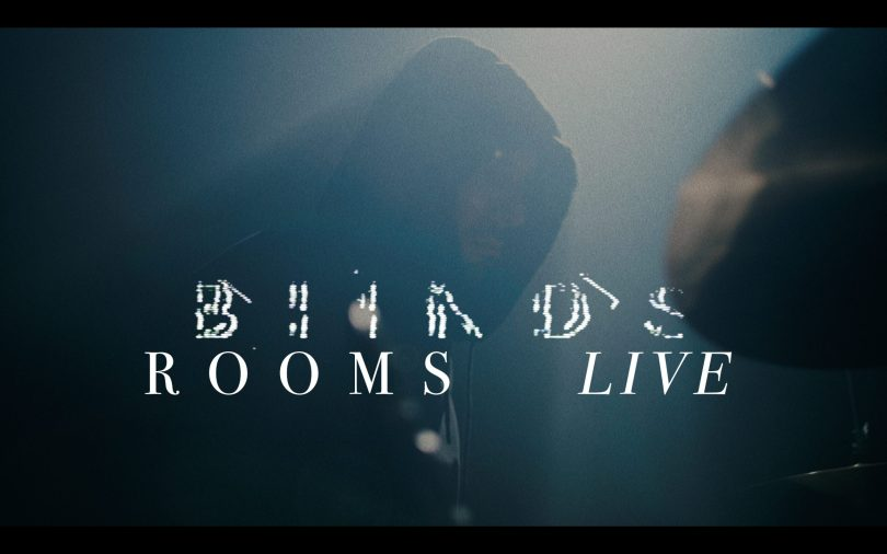 """""""ROOMS"""" LIVE PERFORMANCE OUT NOW."""