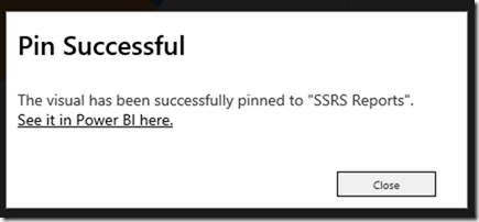 SSRS 2016 and Power BI 09