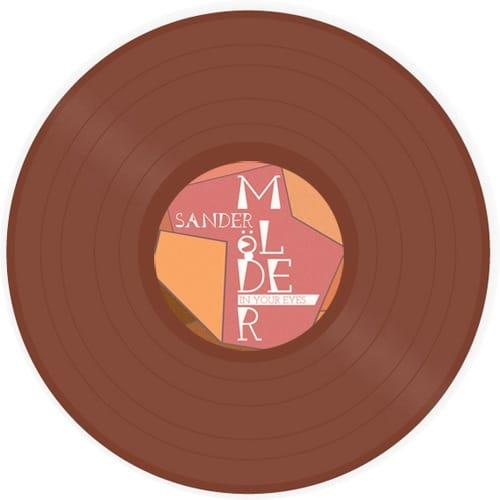 Sander Mölder - In Your Eyes Remixes - REB090 - REBIRTH