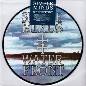 Simple Minds - Waterfront - 4719282 - USM/MERCURY UK