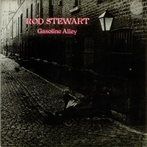 Rod Stewart - Gasoline Alley - 5355133 - MERCURY