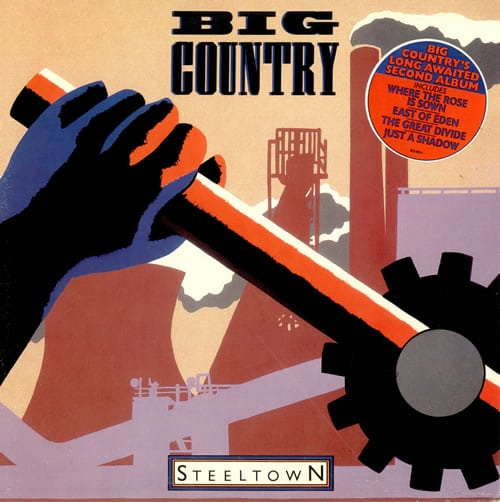Big Country - Steeltown - 600753480526 - MERCURY