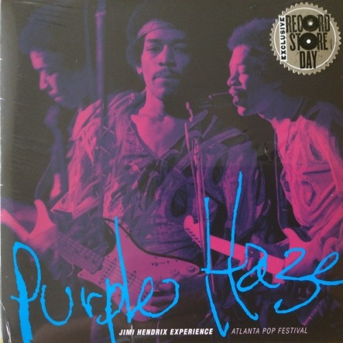 Jimi Hendrix - Purple Haze - 88875073207 - SONY MUSIC