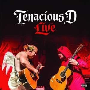 Tenacious D - Tenacious D Live - 88875144601 - COLUMBIA
