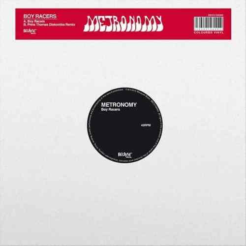 Metronomy - Boy Racers - BEC5156092 - BECAUSE