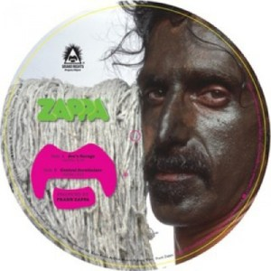 Frank Zappa - Joe's Garage - BARKING PUMPIN - 0824302122419