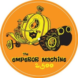 The Emperor Machine - 2500 Vol. 1 (incl. Prins Thomas Remix) - INT033 - INTERNASJONAL