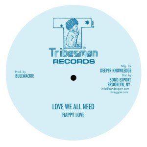 Happy Love / Wackies - Love We All Need / Roots Rock Special - DKR209 - DIGIKILLER