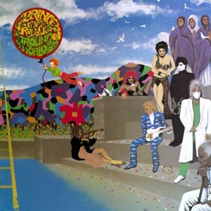 Prince - Around The World In A Day - 75992528610 - WARNER