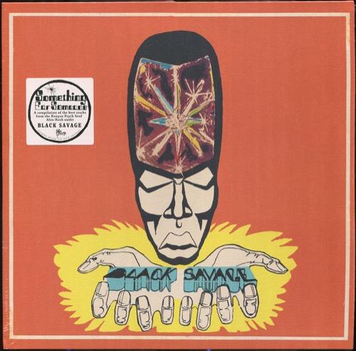 Black Savage - Black Savage - AFR7-LP-03 - AFRO7 RECORDS