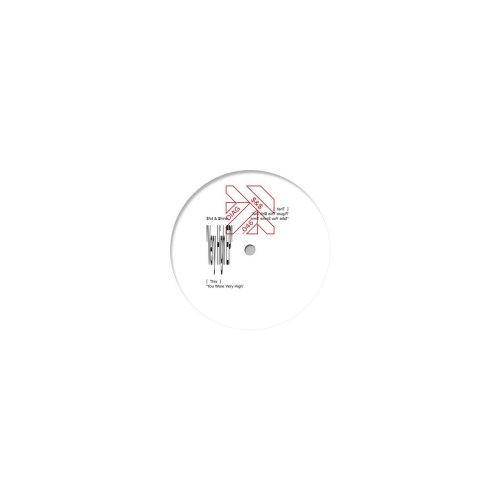 Shit & Shine - Very High EP - DIAG046 - DIAGONAL